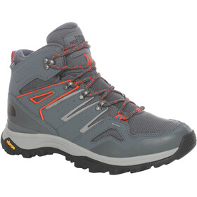 The North Face Hedgehog Fastpack II WP Mid-Cut Schuhe Herren asphalt grey/flare